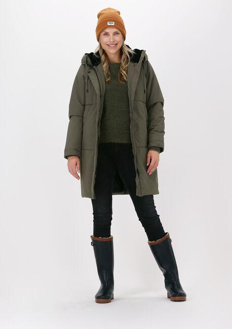 Taupe ELVINE Gewatteerde jas TIRIL - large