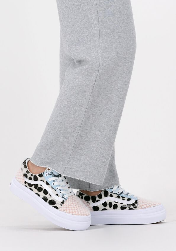 Zwarte VANS Lage sneakers UA SUPER COMFYCUSH OLD SKOOL  - larger