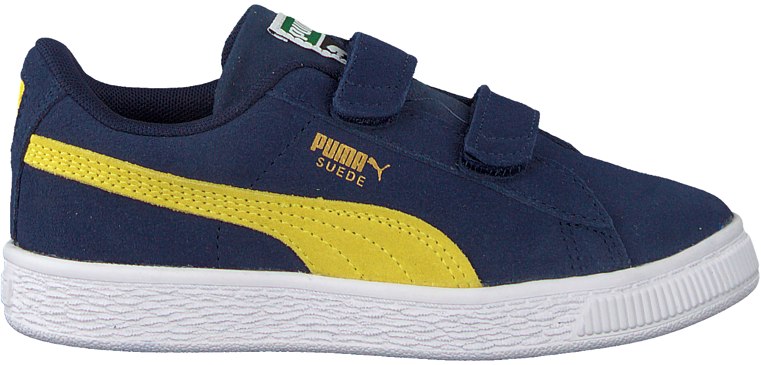 71e9fd8298a Blauwe PUMA Sneakers SUEDE CLASSIC INF - large. Next