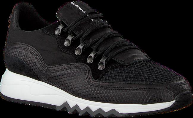 Zwarte FLORIS VAN BOMMEL Sneakers 16393  - large