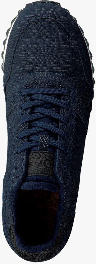 Blauwe WODEN Lage sneakers YDUN PEARL II  - larger