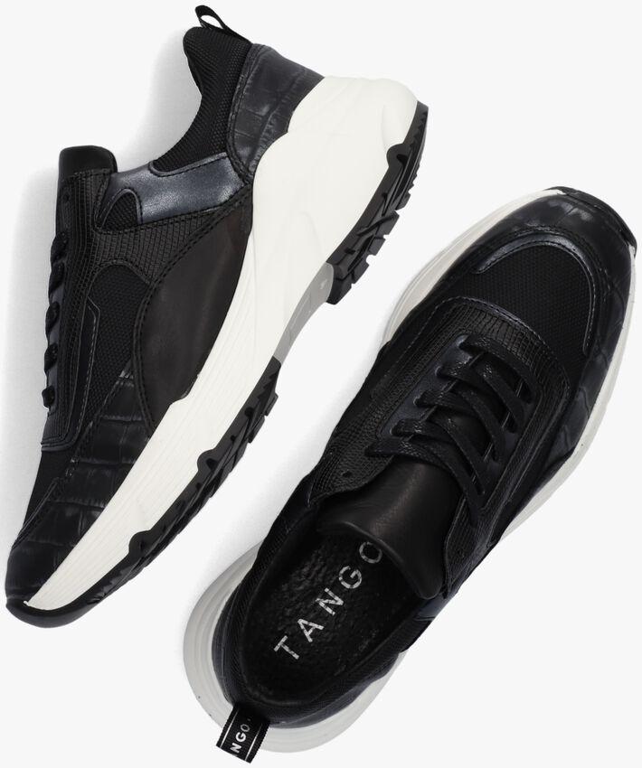 Zwarte TANGO Lage sneakers KAYLEE 1  - larger