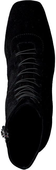 Zwarte LOLA CRUZ Enkellaarsjes 392T30BK - large