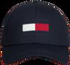 Blauwe TOMMY HILFIGER Pet BIG FLAG CAP  - small