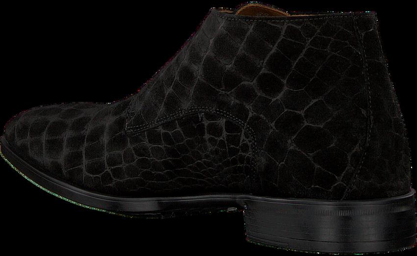 Zwarte MAZZELTOV Nette schoenen 4144  - larger