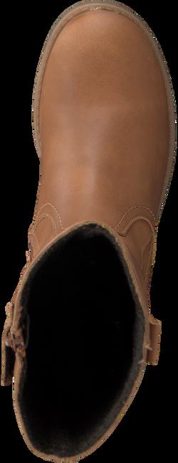 Cognac BULLBOXER Lange laarzen AGU500  - large