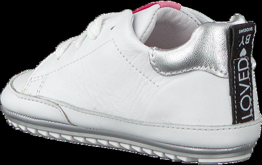 Witte SHOESME Babyschoenen BP20S024  - larger