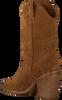 Cognac BRONX Enkellaarsjes NEW-KOLE 34139  - small