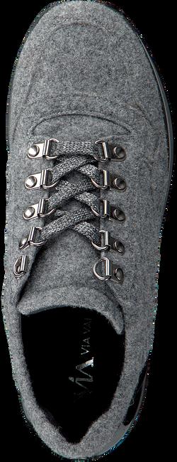 Grijze VIA VAI Sneakers 5109068 - large