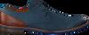 Blauwe VAN LIER Nette schoenen 5340 - small
