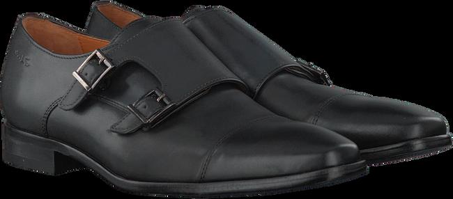 Zwarte VAN LIER Nette schoenen 6006  - large