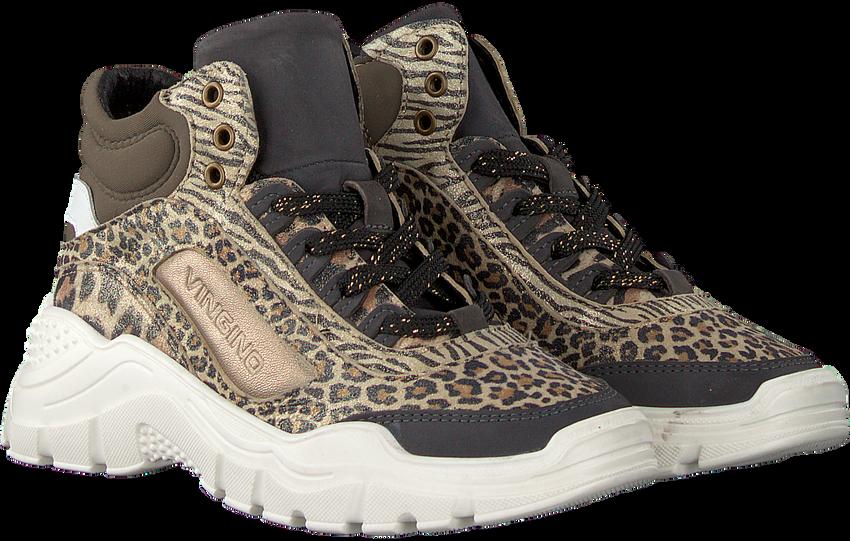 Taupe VINGINO Sneakers SABIA LOW  - larger