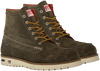 Groene SCOTCH & SODA Veterboots LEVANT 1984 - small