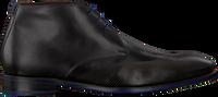 Zwarte FLORIS VAN BOMMEL Nette schoenen 20376  - medium