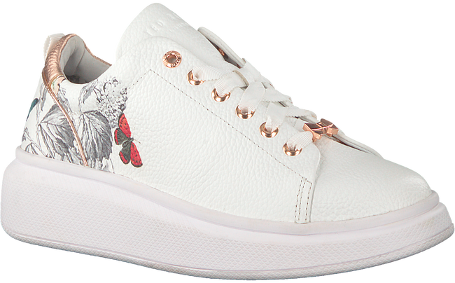 Witte TED BAKER Sneakers AILBE3  - large