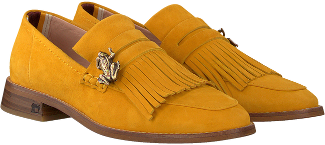 Gele SCOTCH & SODA Loafers LOEL  - large