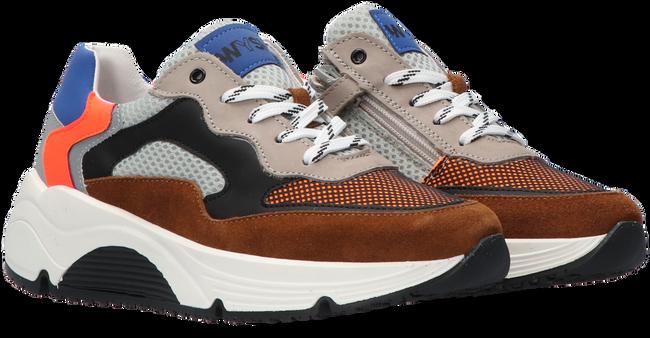 Cognac WYSH Lage sneakers JOEL  - large