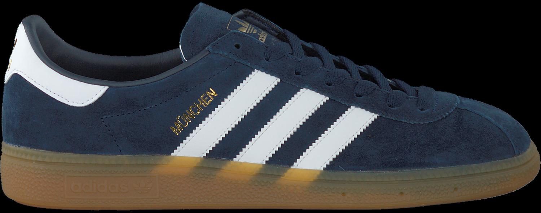 Bleu Adidas Adidas Sneakers Hommes Munich Wof2mZ