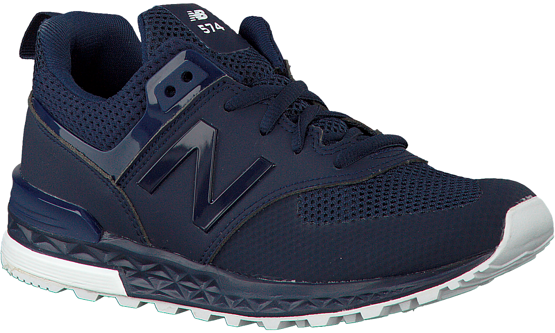 online retailer dd55d 44e64 Blauwe NEW BALANCE Sneakers KFL574