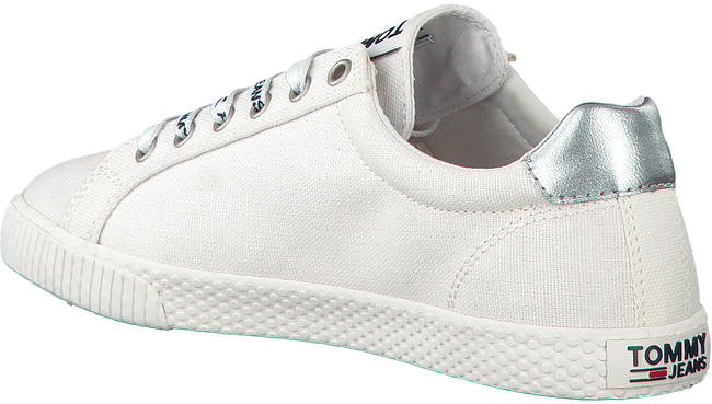 Witte TOMMY HILFIGER Sneakers TOMMY JEANS CASUAL SNEAKER  - large