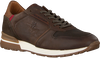 Bruine NZA NEW ZEALAND AUCKLAND Sneakers KUROW BND M - small