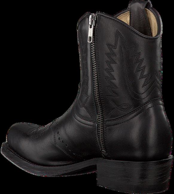 Zwarte SENDRA Cowboylaarzen 14856  - large