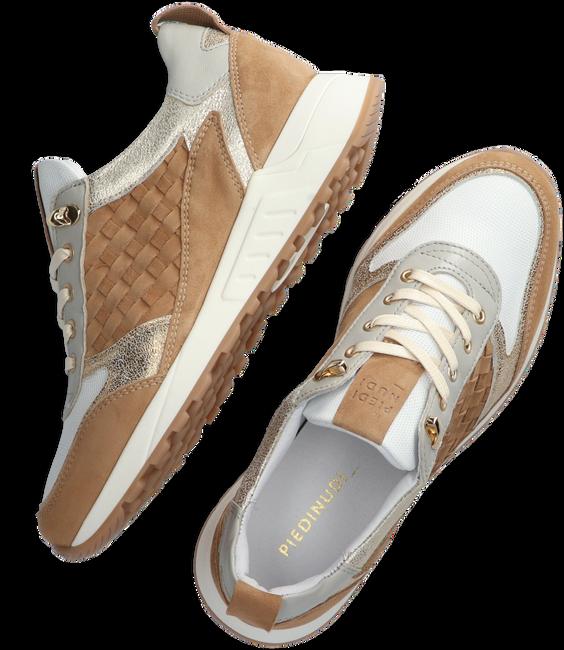 Taupe PIEDI NUDI Sneakers 2507-03  - large