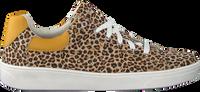 Bruine TON & TON Lage sneakers OM120262  - medium