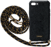 Zwarte OMODA Telefoonkoord 7+/8+ IPHONE KOORD  - small
