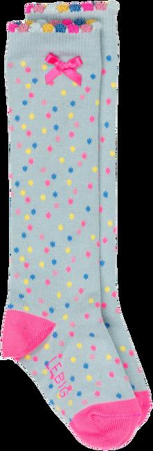 Blauwe LE BIG Sokken JARA KNEEHIGH - large