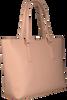 Roze TOMMY HILFIGER Shopper SAFFIANO TOTE  - small