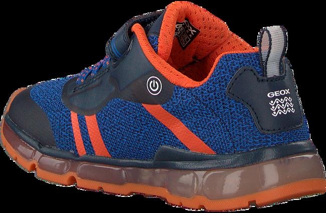 Blauwe GEOX Sneakers J9244A  - large