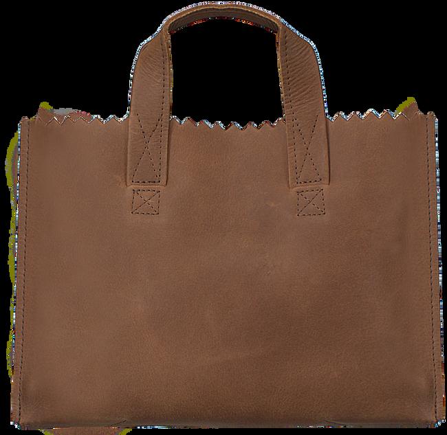 Bruine MYOMY Handtas MY PAPER BAG HANDBAG MINI - large