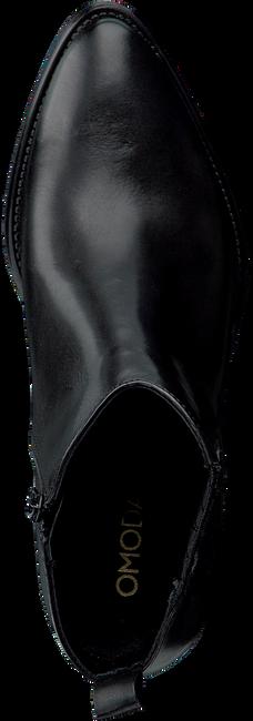 Zwarte OMODA Enkellaarsjes 760201  - large