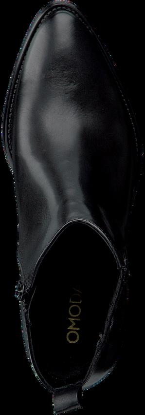 Zwarte OMODA Enkellaarsjes 760201  - larger