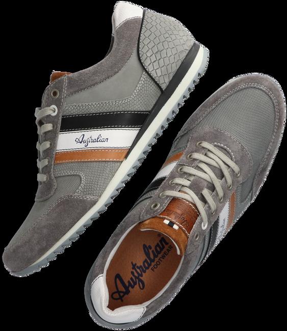 Grijze AUSTRALIAN Lage sneakers CORNWALL  - large