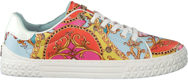 Witte GUESS Sneakers PARLAY5  - large