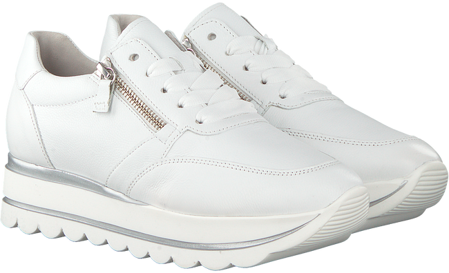 Witte GABOR Sneakers 24.410 - large