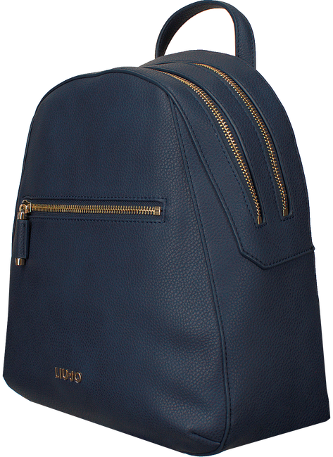Blauwe LIU JO Rugtas BACKPACK NIAGARA - large