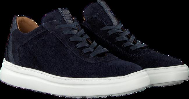 Blauwe MAZZELTOV Lage sneakers 5078  - large