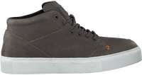 Grijze HUB Hoge sneaker KINGSTON 3.0  - medium