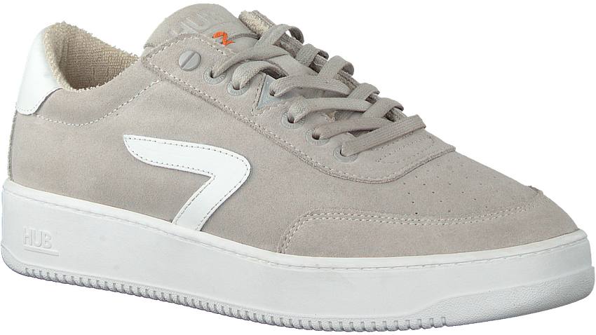 Grijze HUB Lage sneakers BASELINE-M  - larger