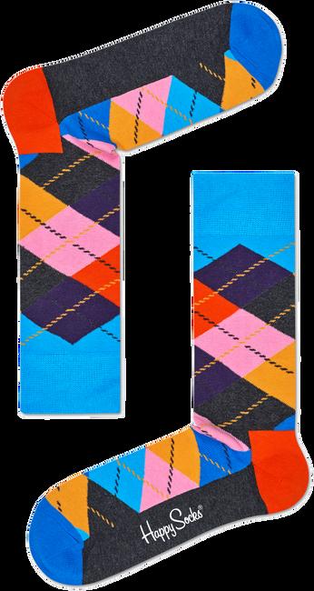 Multi HAPPY SOCKS Sokken ARGYLE - large