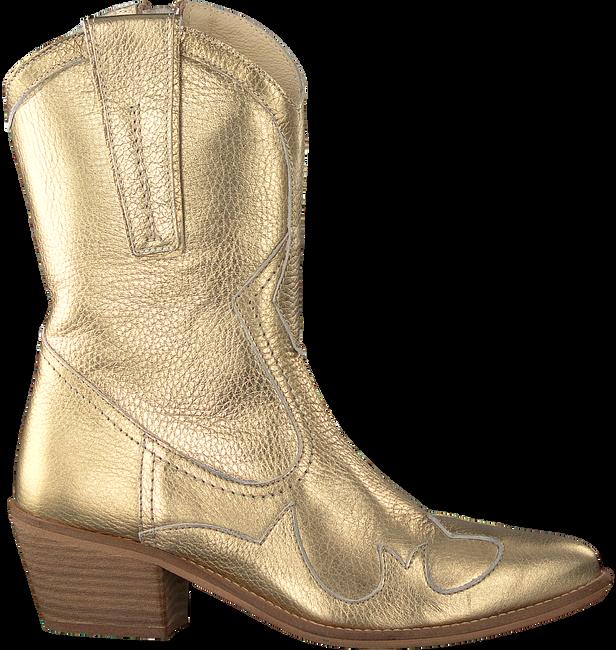 Gouden ROBERTO D'ANGELO Hoge laarzen NARDO  - large