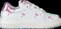 Witte CLIC! Sneakers 9187 - medium
