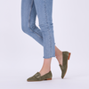 Groene NOTRE-V Loafers 47237  - small