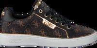 Bruine GUESS Lage sneakers BANQ/ACTIVE - medium