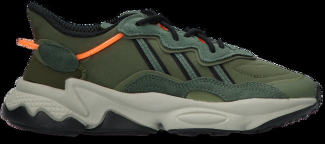 Groene ADIDAS Lage sneakers OZWEEGO J  - large