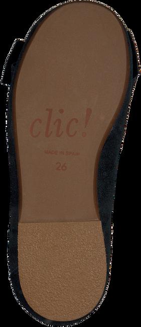 Blauwe CLIC! Ballerina's 8470 - large
