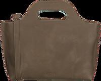 Taupe MYOMY Handtas MY CARRY BAG HANDBAG  - medium